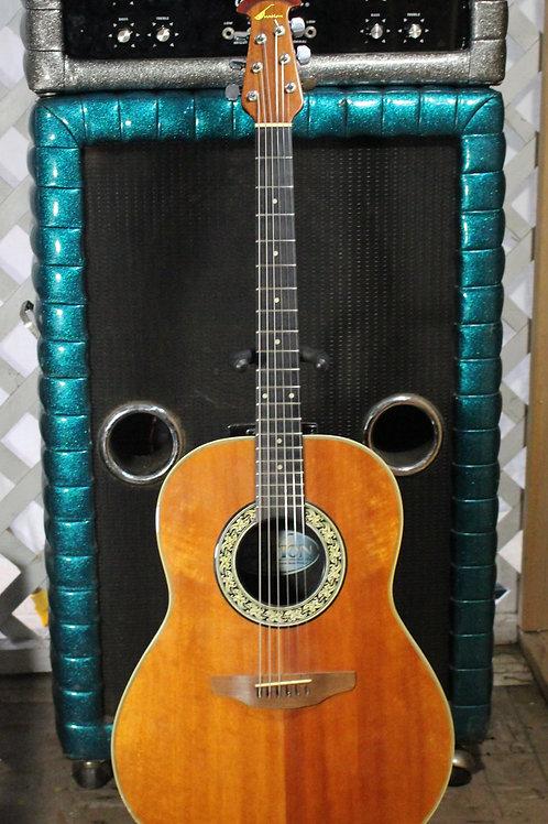 Ovation Balladeer 1111 Acoustic Guitar