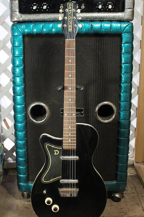 Danelectro 56 U2 Solid Body Electric Guitar - Left Handed