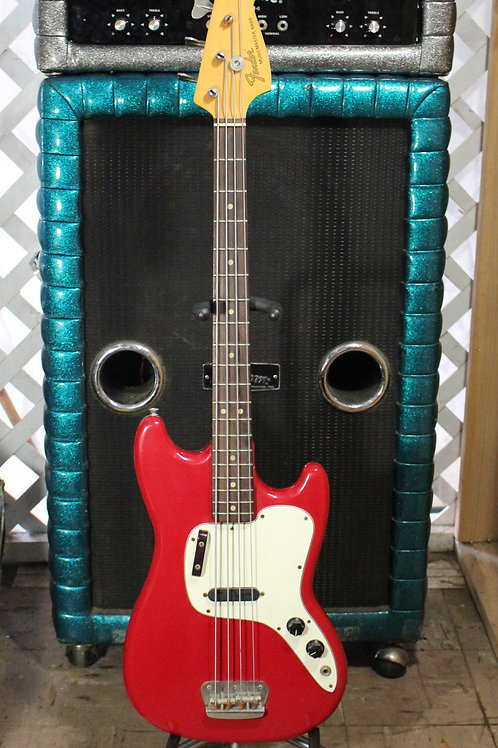 Fender Musicmaster Bass Guitar - 1975