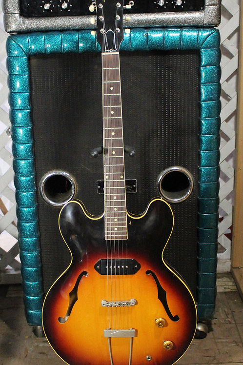 Gibson ES-330T Hollow Body Electric Guitar 1960