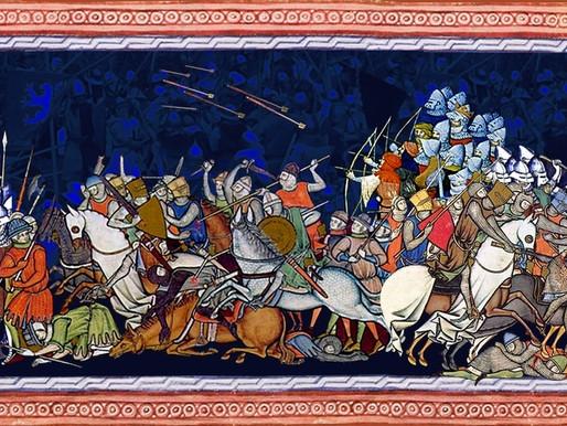 Letos opět proběhne Libušínská bitva a 29. středověký festival na kopci u sv.Jiří!