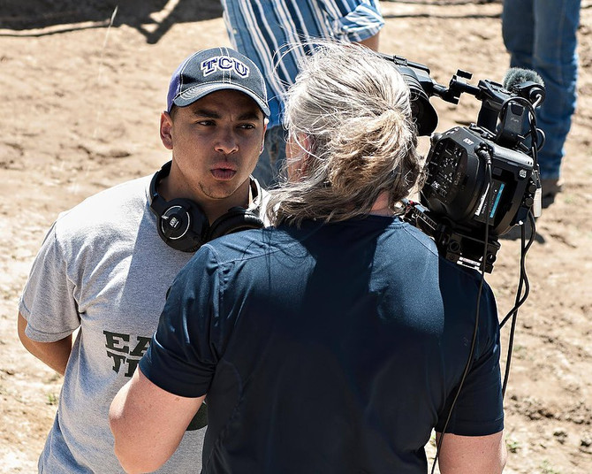 NYFA Grad Cody Broadway to Direct Documentary on Texas School for the Deaf Football Team