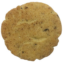 Cookie baked in Berlin with Black Tea and Masala Chai Spices