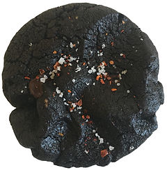 Chocolate Cookie with spicy chili baked in Berlin