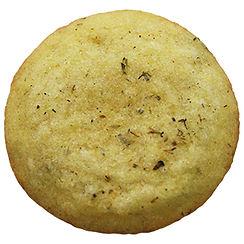 Lemon Lavender Sugar Cookie baked in Berlin