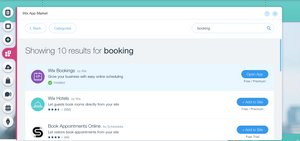 How to get booked and Busy with Wix