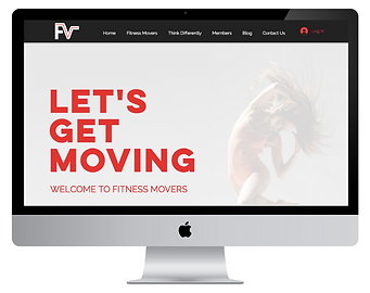 FITNESS MOVERS THE BRILLIANCE AR