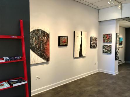 Expo Galerie L'Espace Contemporain- Vieux-Québec
