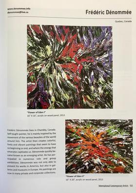 Livre-Contemporary artists 7_USA
