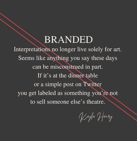 Branded - Kayla Henry