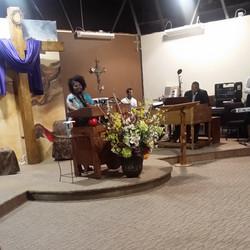 Co Pastor Pamela Woodall