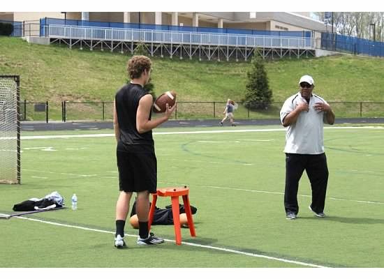 1 on 1 QB Training