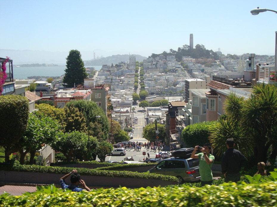 Vacation, California, San Francisco June