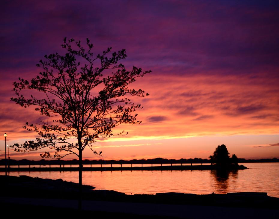 Fond du Lac Sunset