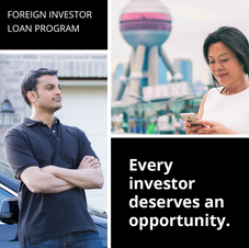 Foreign-Investor LOANS