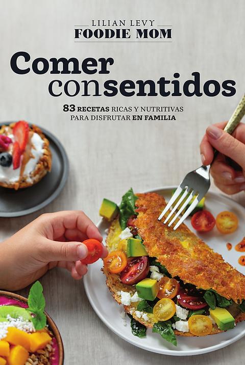 Recetario Comer ConSentidos