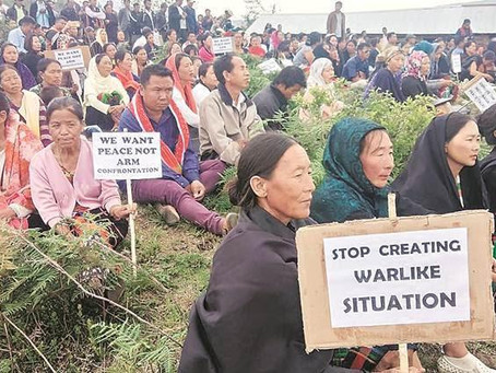 Looking East: Insurgency in North East