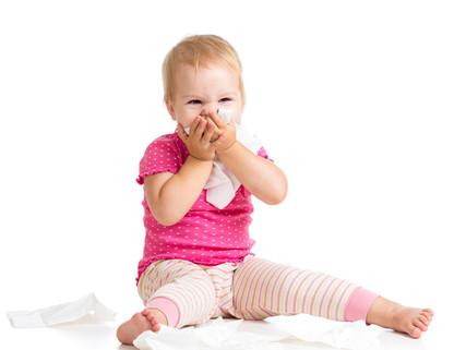 ¿Cómo aumentar el sistema inmunológico de tus hijos?