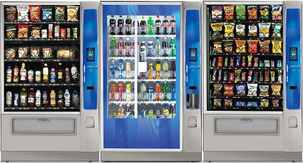 vending machine bank