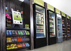 micro market, vending machine supplier