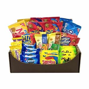 snacks prekit vending machine
