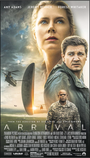 Arrival - 2016