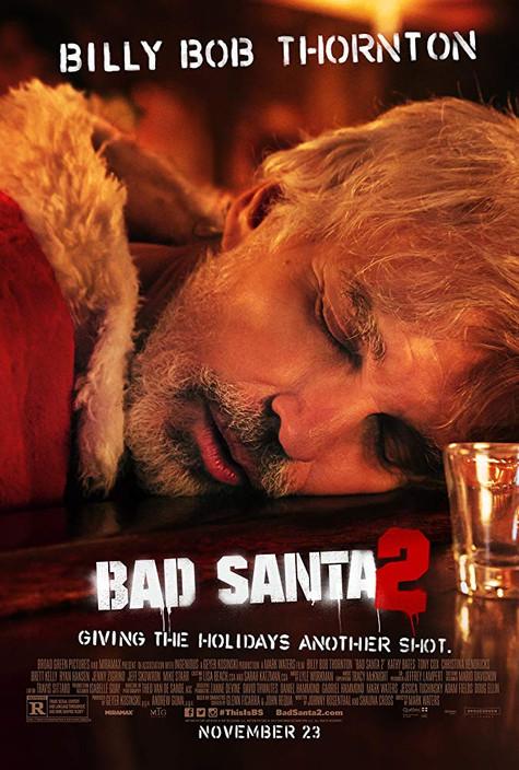 Bad Santa II - 2017