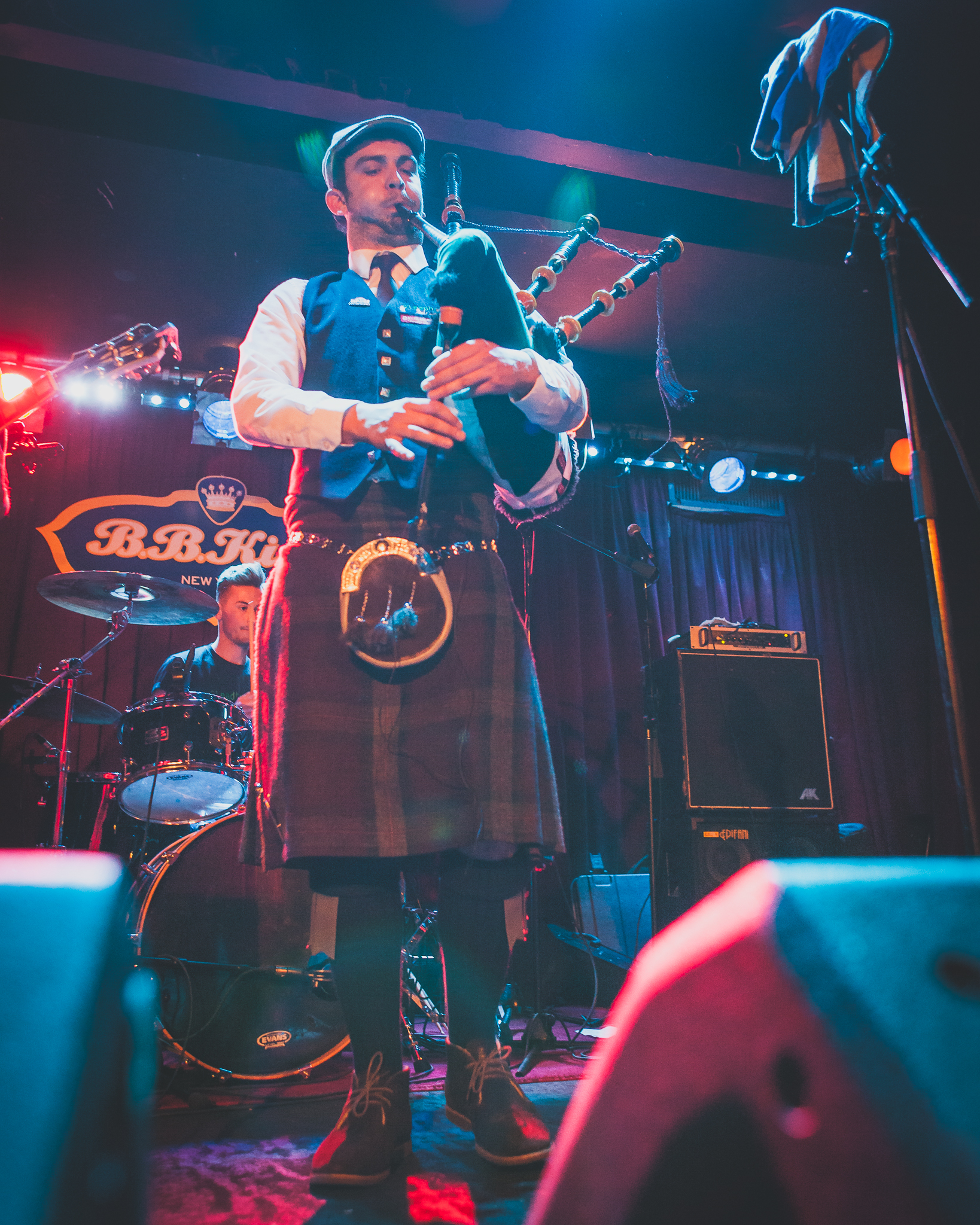 BB King's Tartan Week