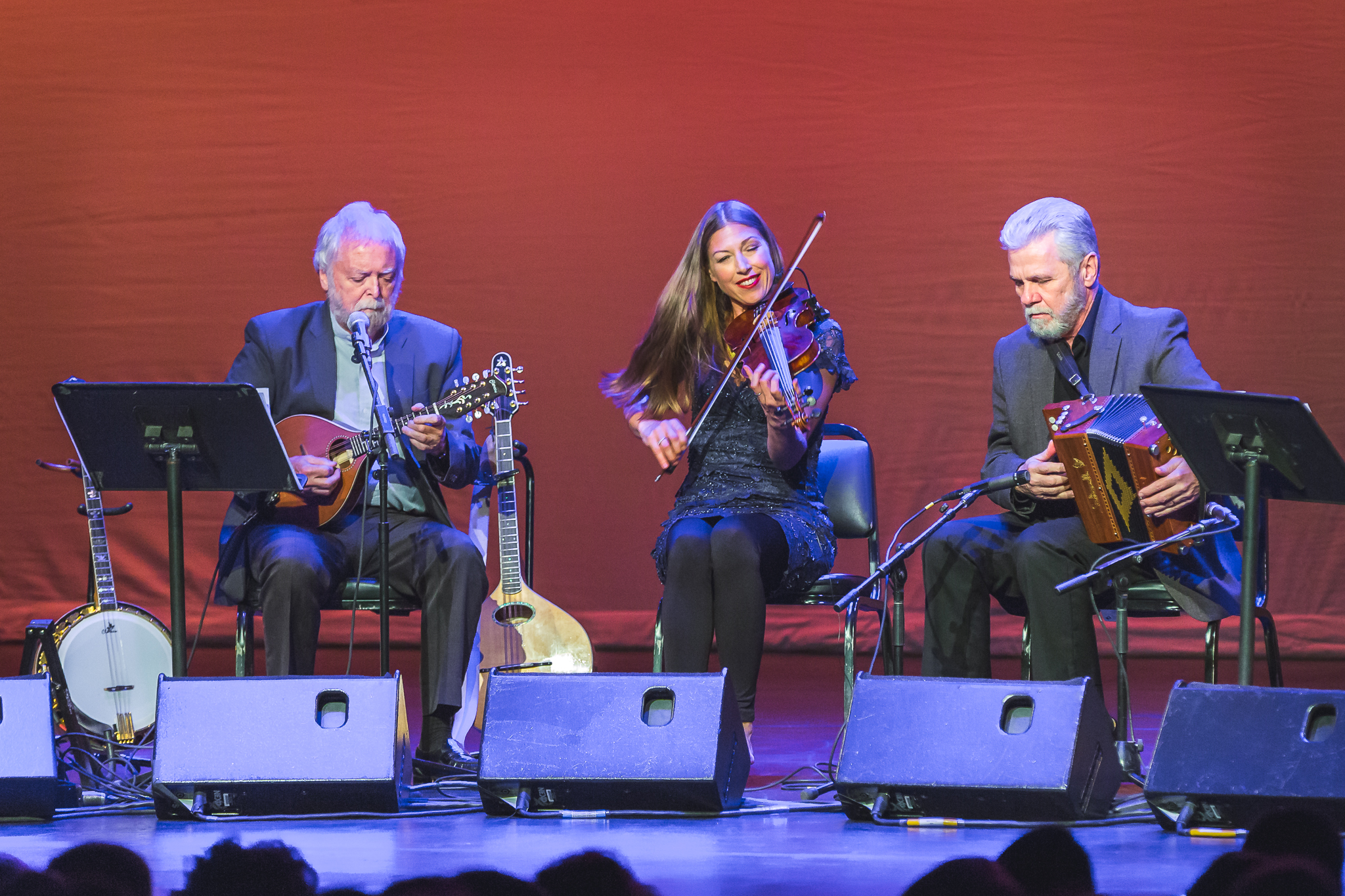 Symphony Space - Celtic Appalachian