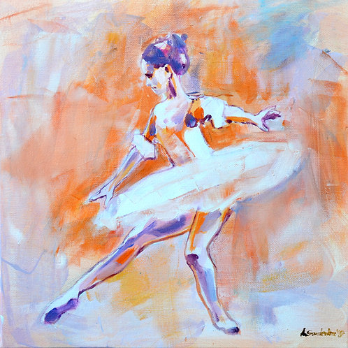 Ballet miniatures- 4