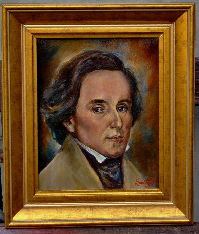 Chopin's Portrait