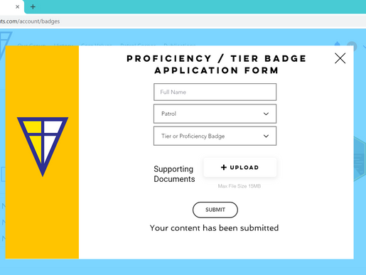Undisrupted III: Speed and Efficiency in the new Badge Management System