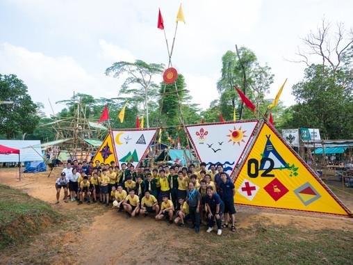 NPC X 2018: Campsite Development