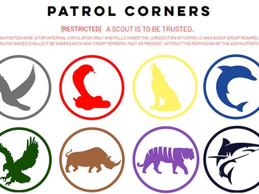 Undisrupted V: The Online Patrol Corners System
