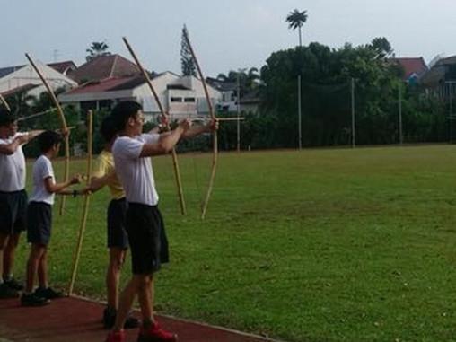 Bushcraft - Archery Training