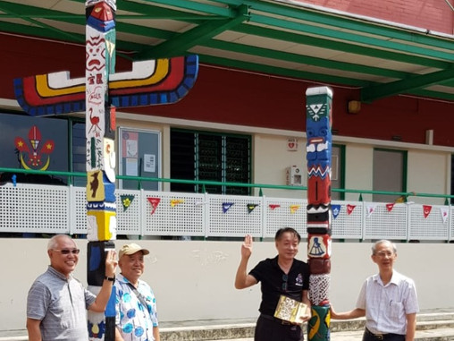 Significance of our Totem Poles