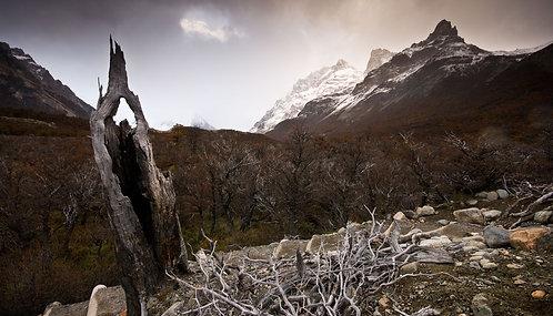 Hills of El Chalten
