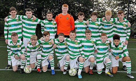 Youth squad before crusaders