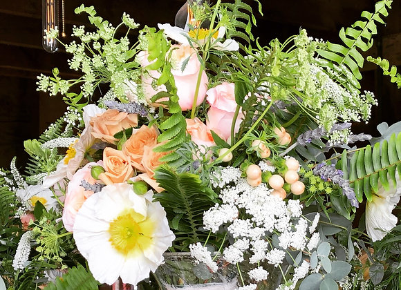 Vase Flower Arrangement - Standard Size