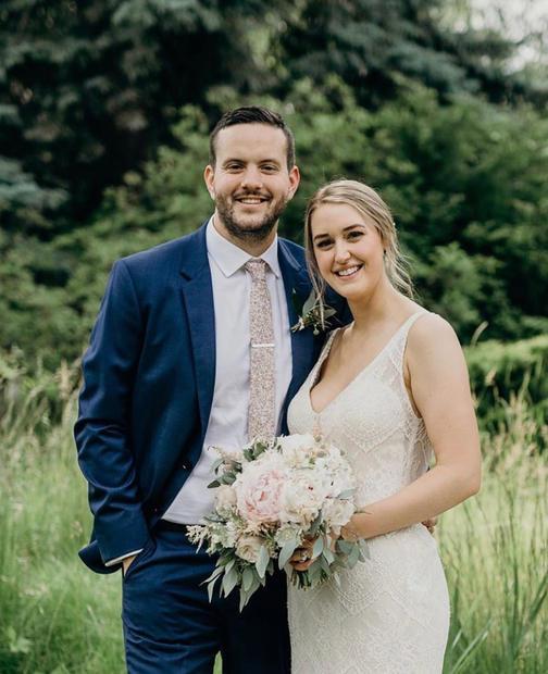 Backyard Wedding 2020