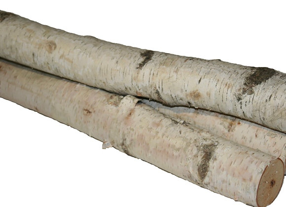Birch Logs - Price per Foot