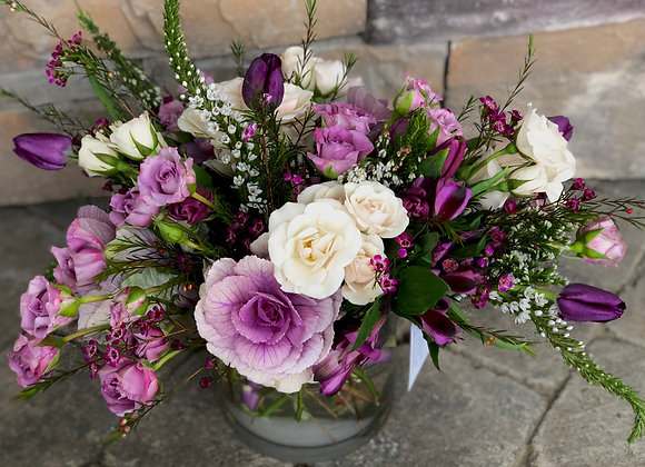 Vase Flower Arrangement - Standard Size