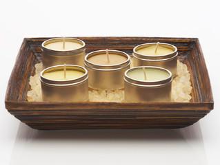 Calm me down,candles!