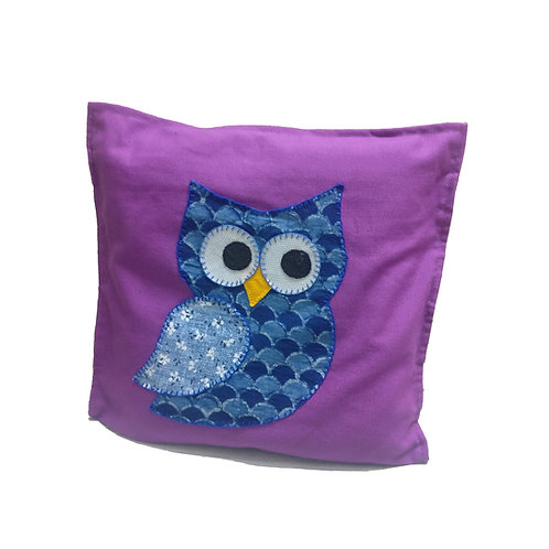 Owl Cushion Cover Pair