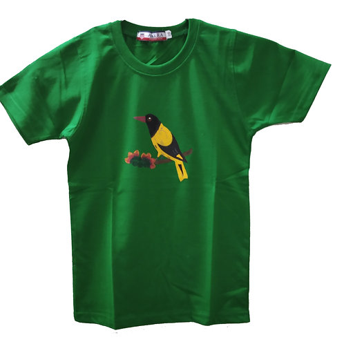 Oriole Painted T-Shirt