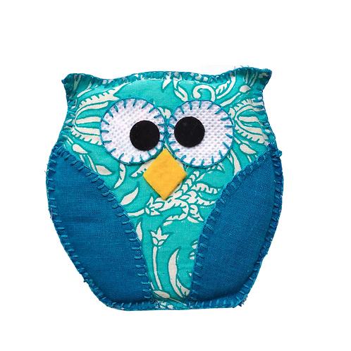 Owl Fabric Coaster