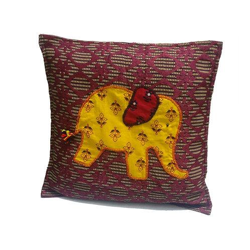 Elephant Cushion Cover Pair