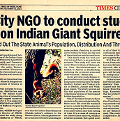 2011-08-11_Giant Squirrel Article TOI_ed