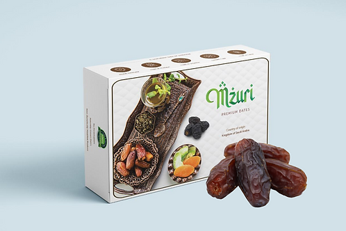 Mabroom Dates - 500gms