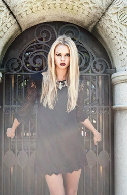 Dark Era Photo Shoot for FashionTV